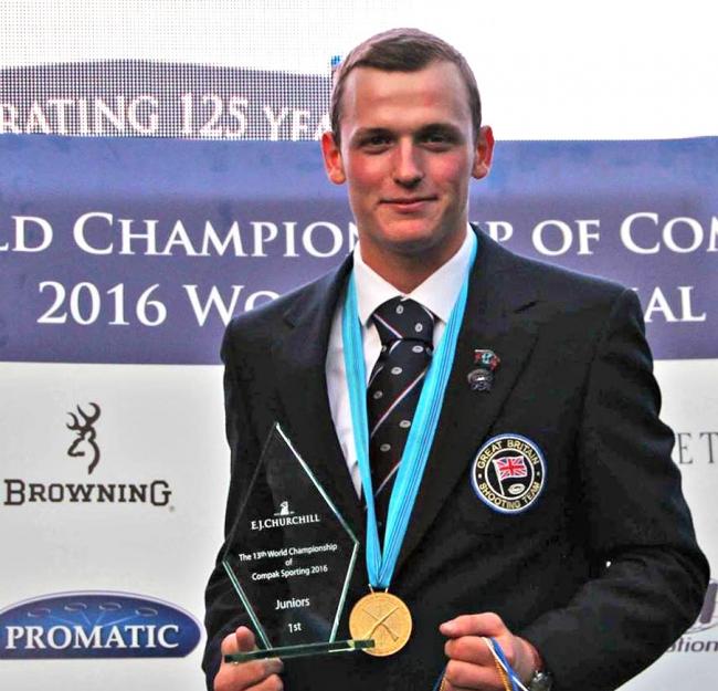 Josh Bridges (UK) : Médaillé d'or et d'argent.