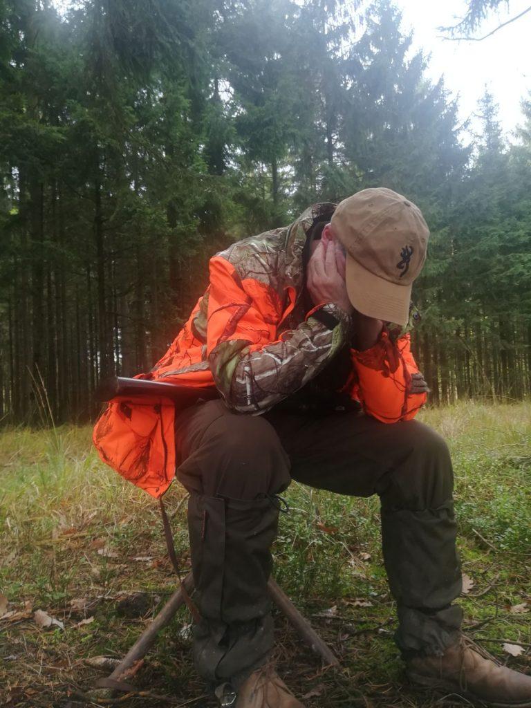 Browning blog : Top 5 des chasseurs rencontrés poste