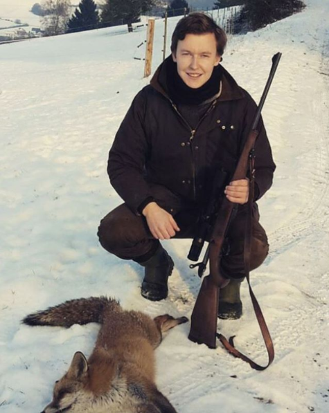 Blog Browning : Ambassadeur hunting Students Gert-Jan