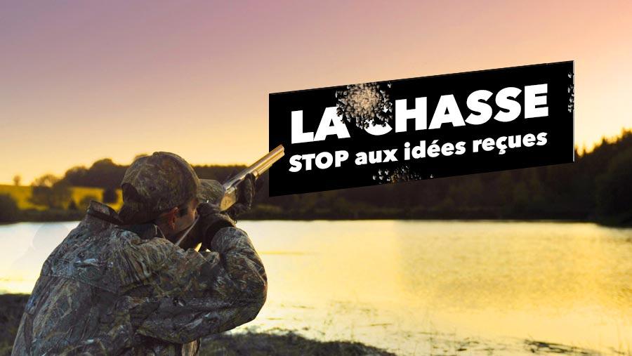 Tir sur un panneau STOP aux idées reçues
