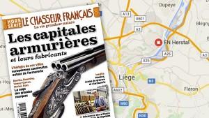 Hors-série du Chasseur Français à propos du duo gagnant Browning et FN