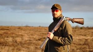 Carlo Rizzini et son B725 Hunter UK Black Gold calibre 20
