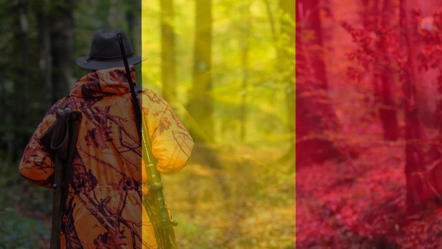 Permis de chasse belge