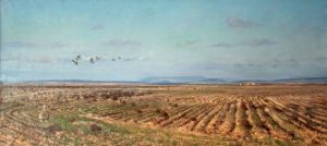 Miguel Angel Moraleda : Peintre de la nature - Browning blog