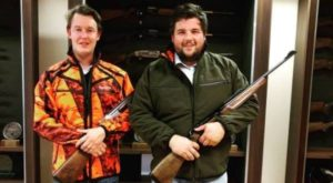 Blog Browning : Ambassadeur hunting Students Gert-Jan et Koen
