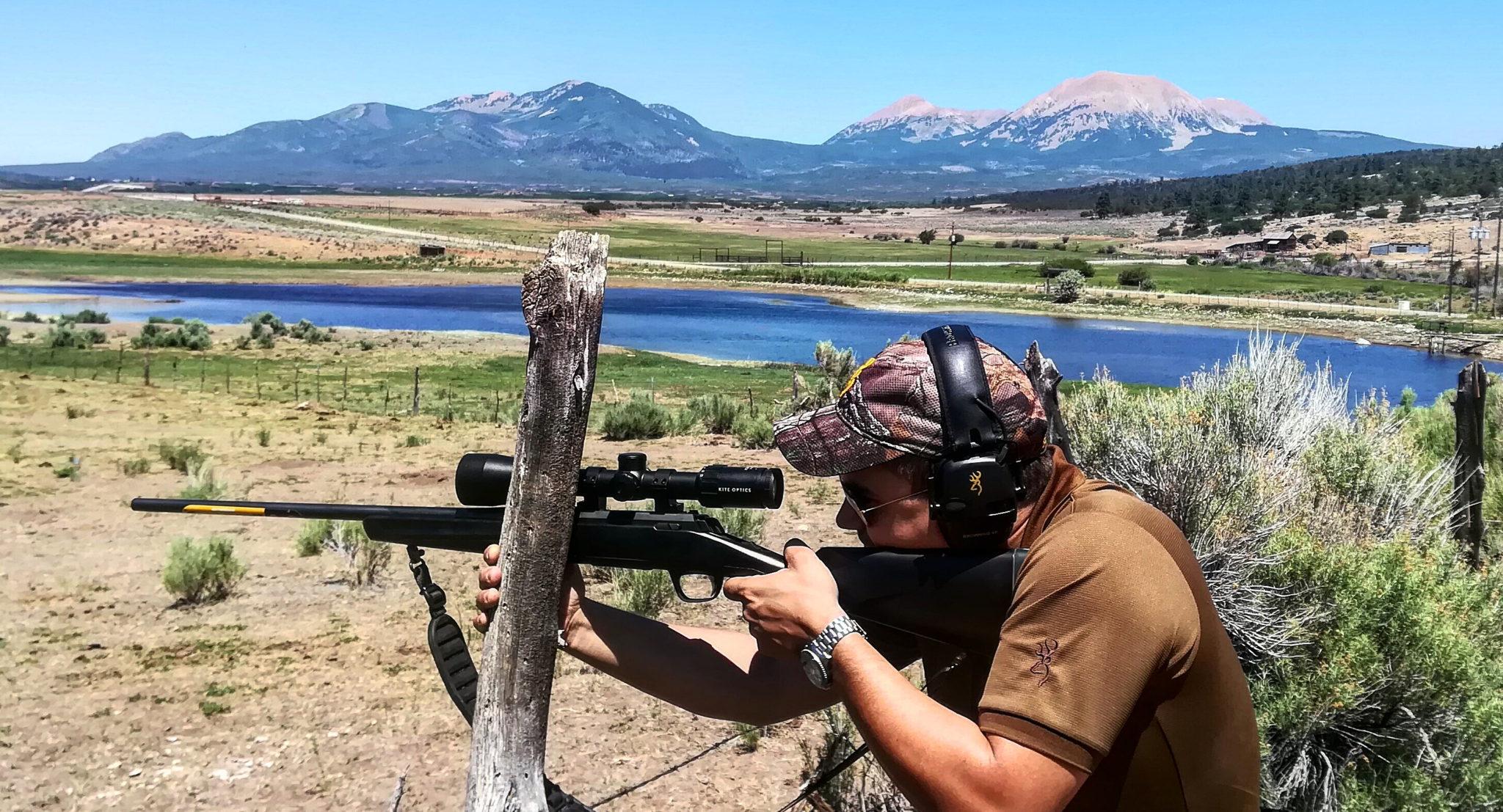 Blog Browning - États-Unis : chasse aux chiens de prairie en Utah