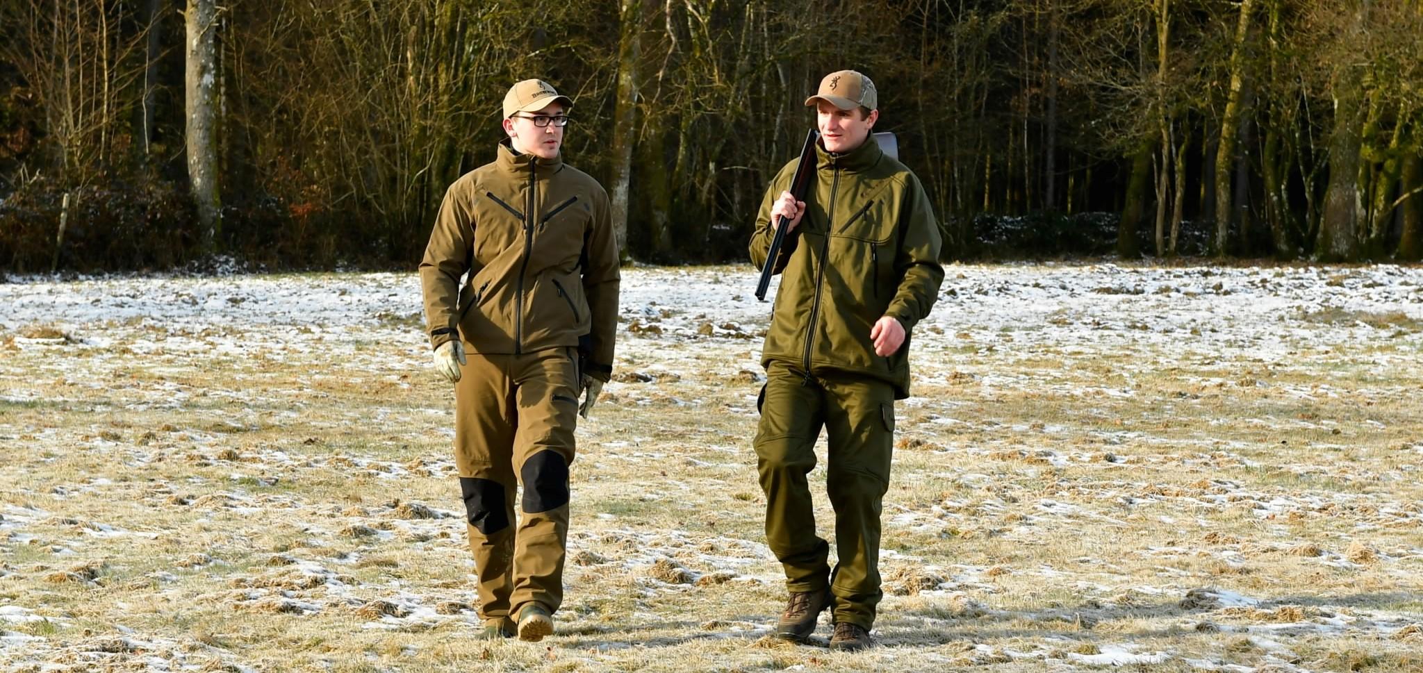 Browning Blog : un dimanche à la chasse
