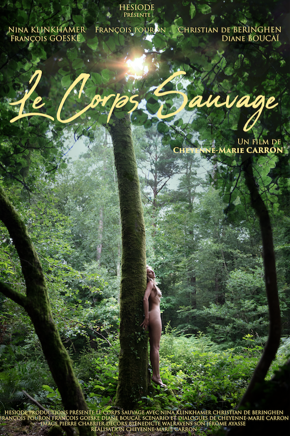affiche le corps sauvage HD