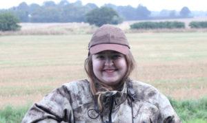 Chloé Moore - raconte son expérience pour devenir chasseresse