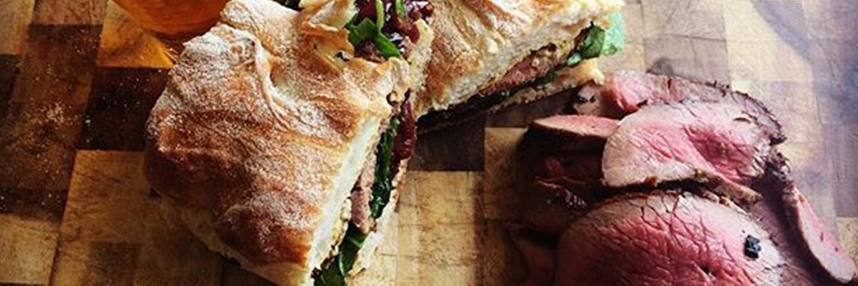 Browning Blog : recette sandwich au chevreuil
