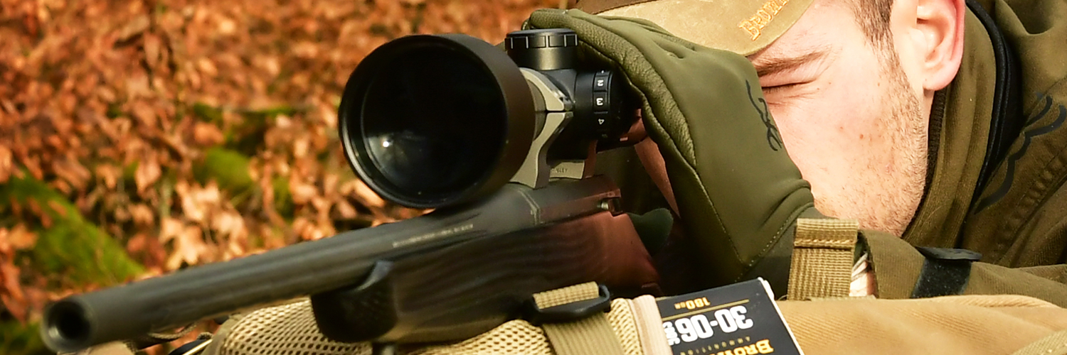 Browning blog - Conseils pour choisir lunette chasse/tir
