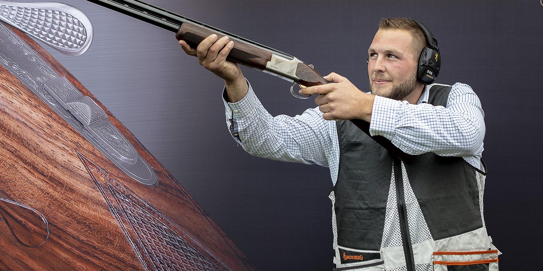 Browning blog : Sam Grren champion du monde de Parcours de chasse 2019 avec son Ultra XS