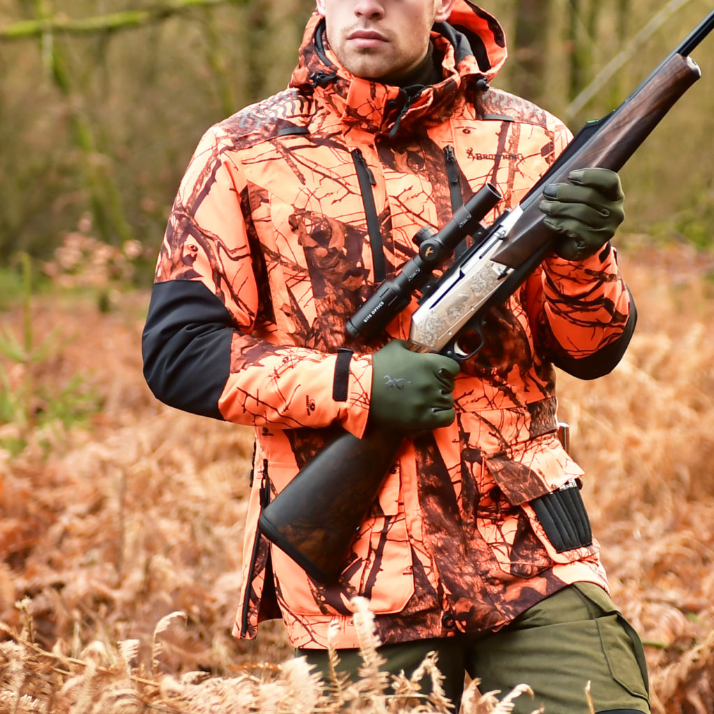 Browning blog : le camouflage sert-il encore ?