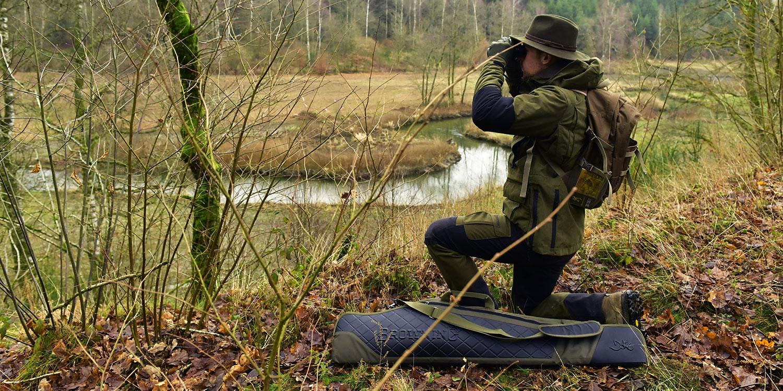 Browning blog : la gestion d'un territoire de chasse à cervidés